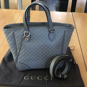 Gucci Microguccissima Crossbody Handbag